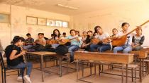 Activities to develop children's capacity in al- Hasakah