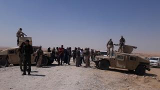 Iraqi forces prevent people of North Syria from reaching Şêngal