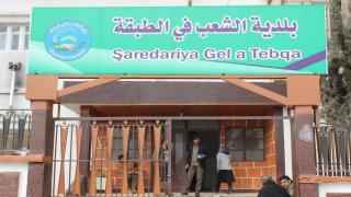 Great achviements to people 's municipality in al-Tabqa since liberation