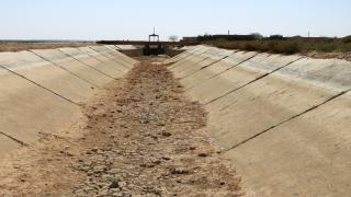 4 thousand people suffer from water scarcity