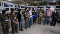 Al-Hasaka administration dignified Shobdarin Rojeh group