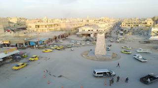 Al-Raqqa after year: great efforts at administration, services, reconstruction levels -1