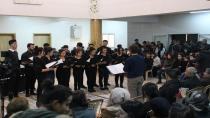 Step to develop music , preserve heritage