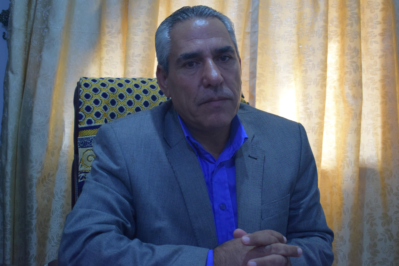 Hamid al-Abd: No permitiremos que nadie toque el tejido social