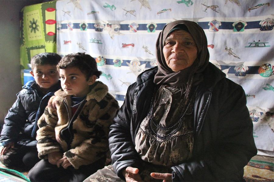 Desplazados: mercenarios de la ocupación asesinaron a los aldeanos desplazados