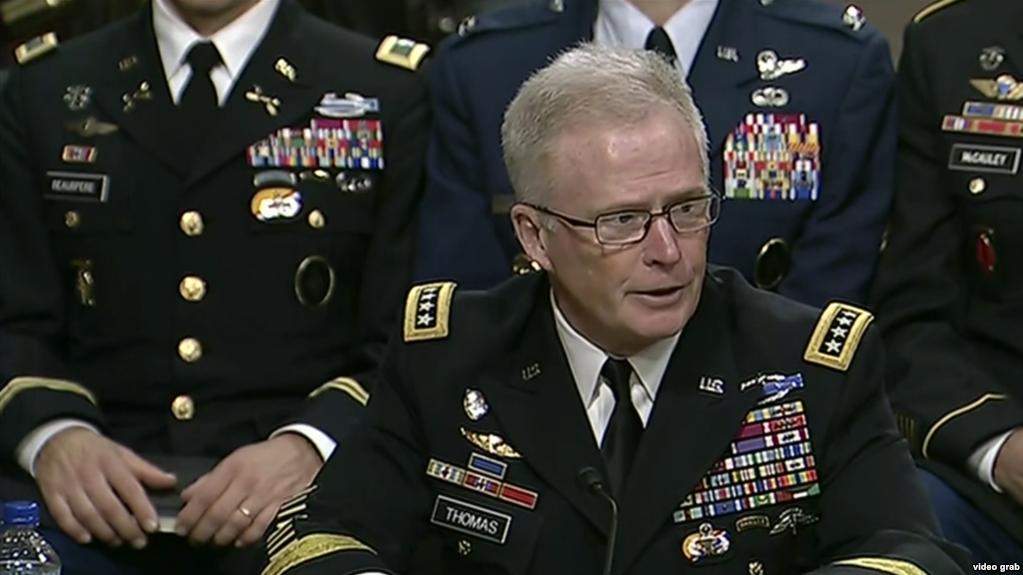 Alto general de los Estados Unidos advierte de declarar la victoria sobre el IS