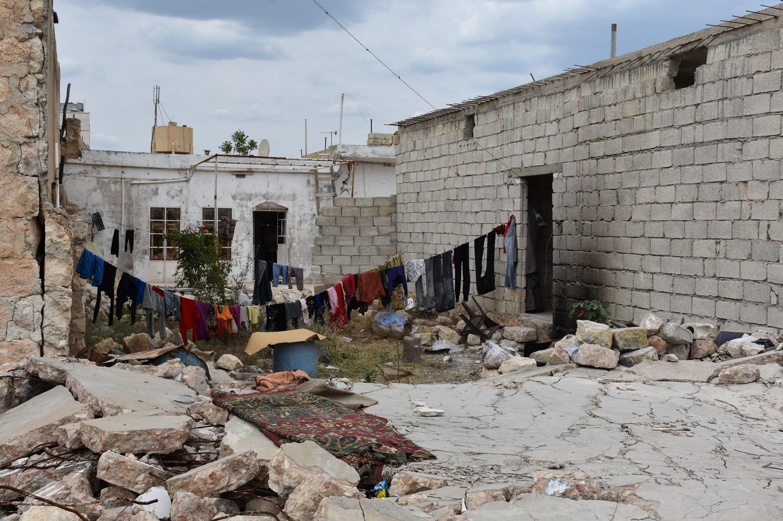 Pueblo de Afrin: no volveremos a Afrin hasta el despido de Turquía y sus pandillas