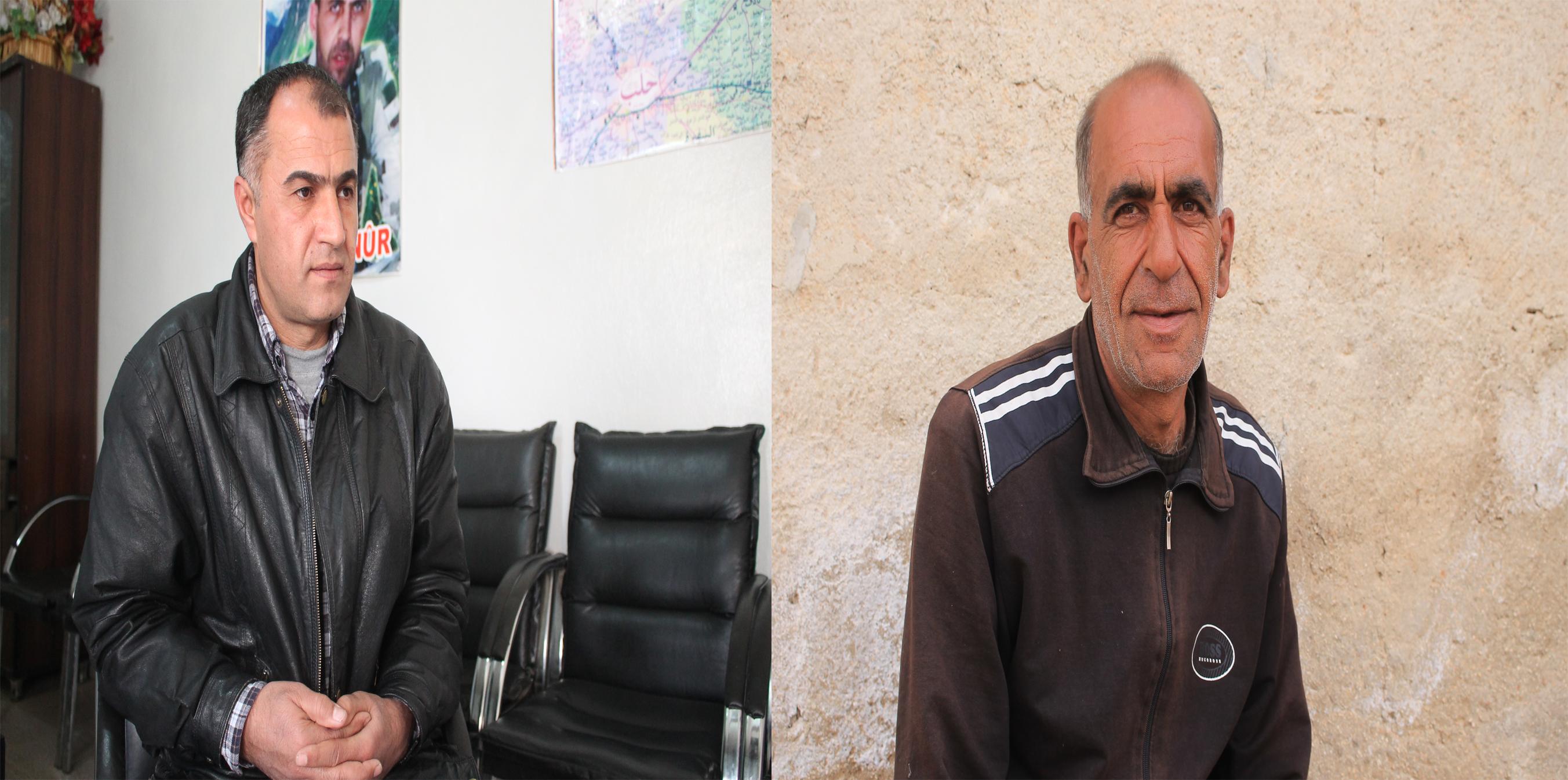 Consejo del Cantón de Al-Shahba brinda apoyo económico y de salud a la gente de Afrin