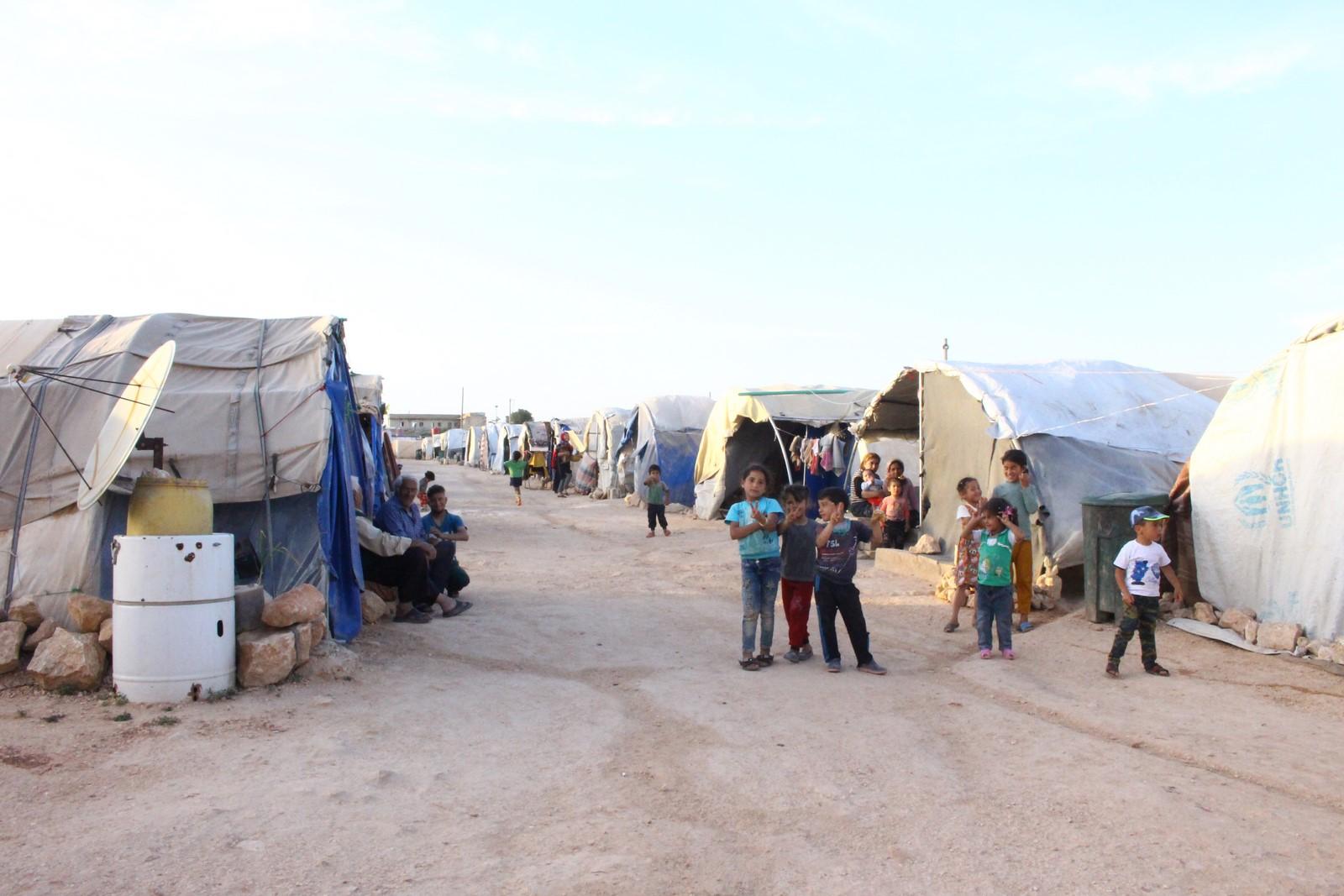 Atmósfera de Ramadán en los campamentos de resistencia