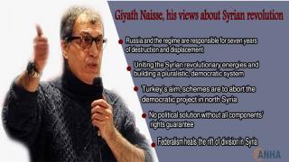 Naisse: el federalismo une a Siria; Astana lo dividió con el inicio de guerra -2