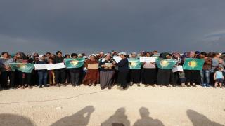 Revuelta para salvar a las mujeres en Afrin