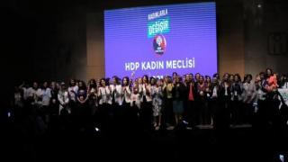 HDP distinguido por mujeres candidatas parlamentarias