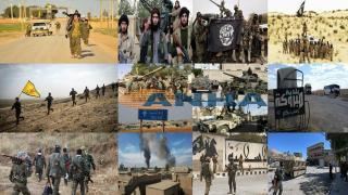 IS... de principio a fin; las bandas financiadas por Turquía comparten la misma mentalidad -4
