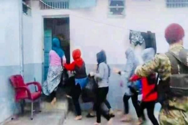 Organizaciones con sede Europa y Kurdistán exigen que se revele el destino de 400 mujeres secuestradas en cárceles de Turquía y sus mercenarios