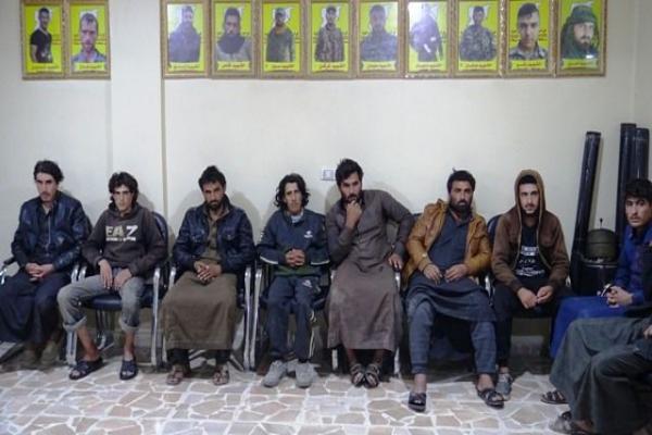 Las SDF liberan a un nuevo grupo de prisioneros; los notables de los clanes Shaddadi los reciben