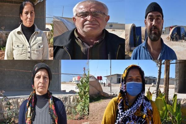 La gente de Afrin está preocupada por una nueva masacre, mientras el ejército iraquí se dirige a Şengal