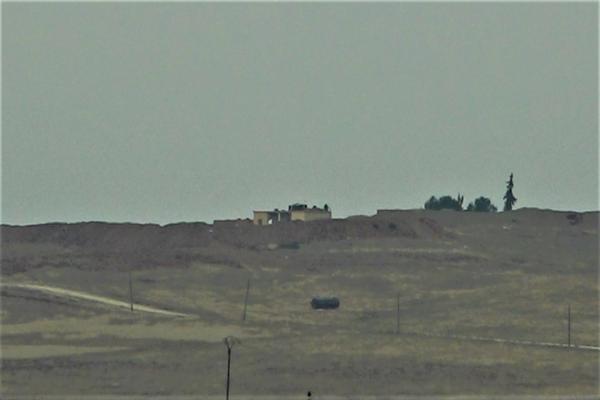 Las Fuerzas de Ocupación turcas refuerzan sus puestos en Tal Tamr y Zarghan