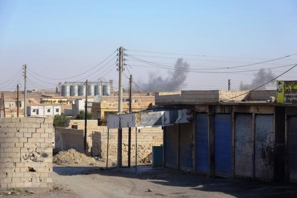 Leila Mashou: los ataques turcos paralizaron la vida cotidiana en el distrito de Ain Issa