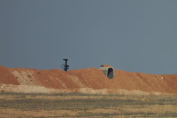La ocupación turca instala sistemas de radar en las cercanías de la ciudad de Ain Issa