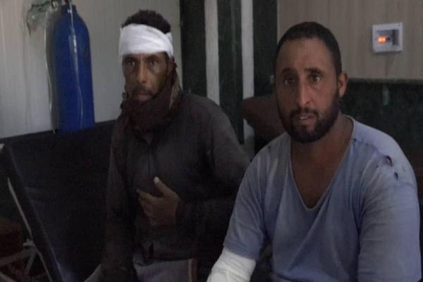 Segundo civil herido en los continuos bombardeos turcos en Ain Issa-Actualizado