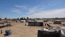El campamento de Al-Hawaij en Deir Ezzor carece de desinfectantes y esterilizadores