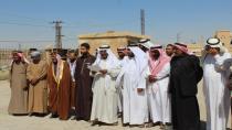Jeques y notables de Al-Shaddadi... asesinatos tienen como objetivo la seguridad en la región