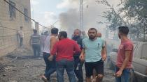 Explosión en la ciudad de Ain Qana, en el sur del Líbano