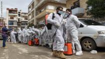 Siria: 42 nuevas infecciones, 2 muertes por Coronavirus