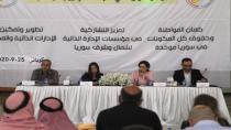 Ilham Ahmed: la exclusión de representantes reales del pueblo sirio de las conferencias condujo a resultados desastrosos