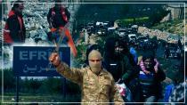 Tres años y los crímenes turcos continúan en Afrin. Rusia apoya su repetición en otras áreas