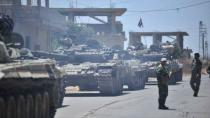Se avecina una gran operación militar... Enormes refuerzos a Daraa