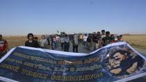Continúa la Marcha de Tres Días de la Juventud Revolucionaria
