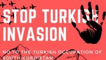 Petición para detener la ocupación turca genocida del sur de Kurdistán