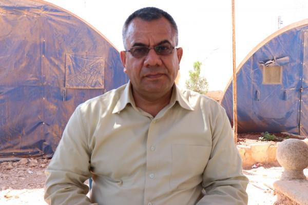 El-Qeftan: Em bi gumanin ku aloziya Sûriyê bê çareserkirin