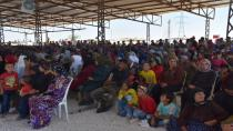 Îbrahîm El-Qeftan pêşketinên li herêmê ji şêniyên Efrînê re şîrove kir