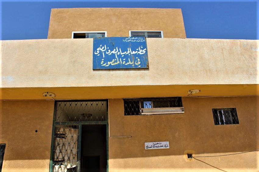 Şaredariya El-Mensûra rê li pêşiya nexweşiyan digire