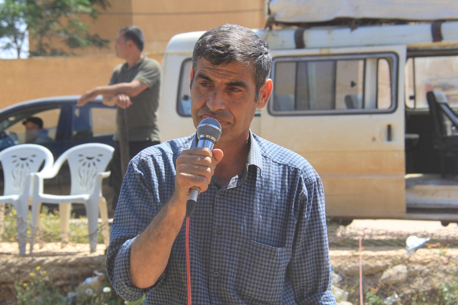 'Em ê dest ji Efrînê bernedin'