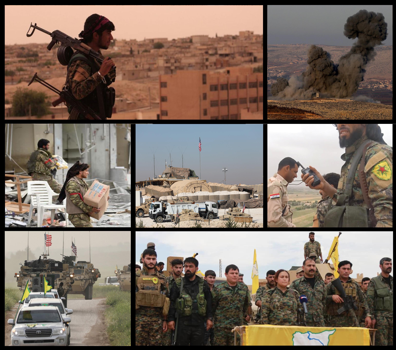 Panorama 2018... Têkoşîna QSD`ê li dijî terorê