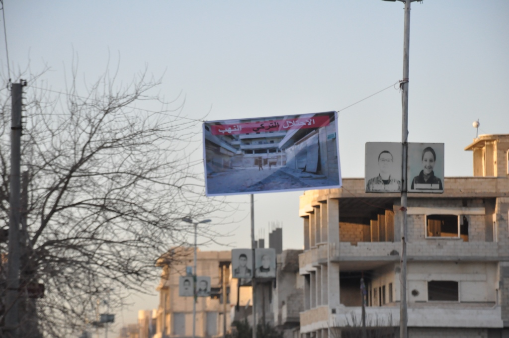 Dê gelên herêma Firatê ji bo Efrînê dakevin qadan