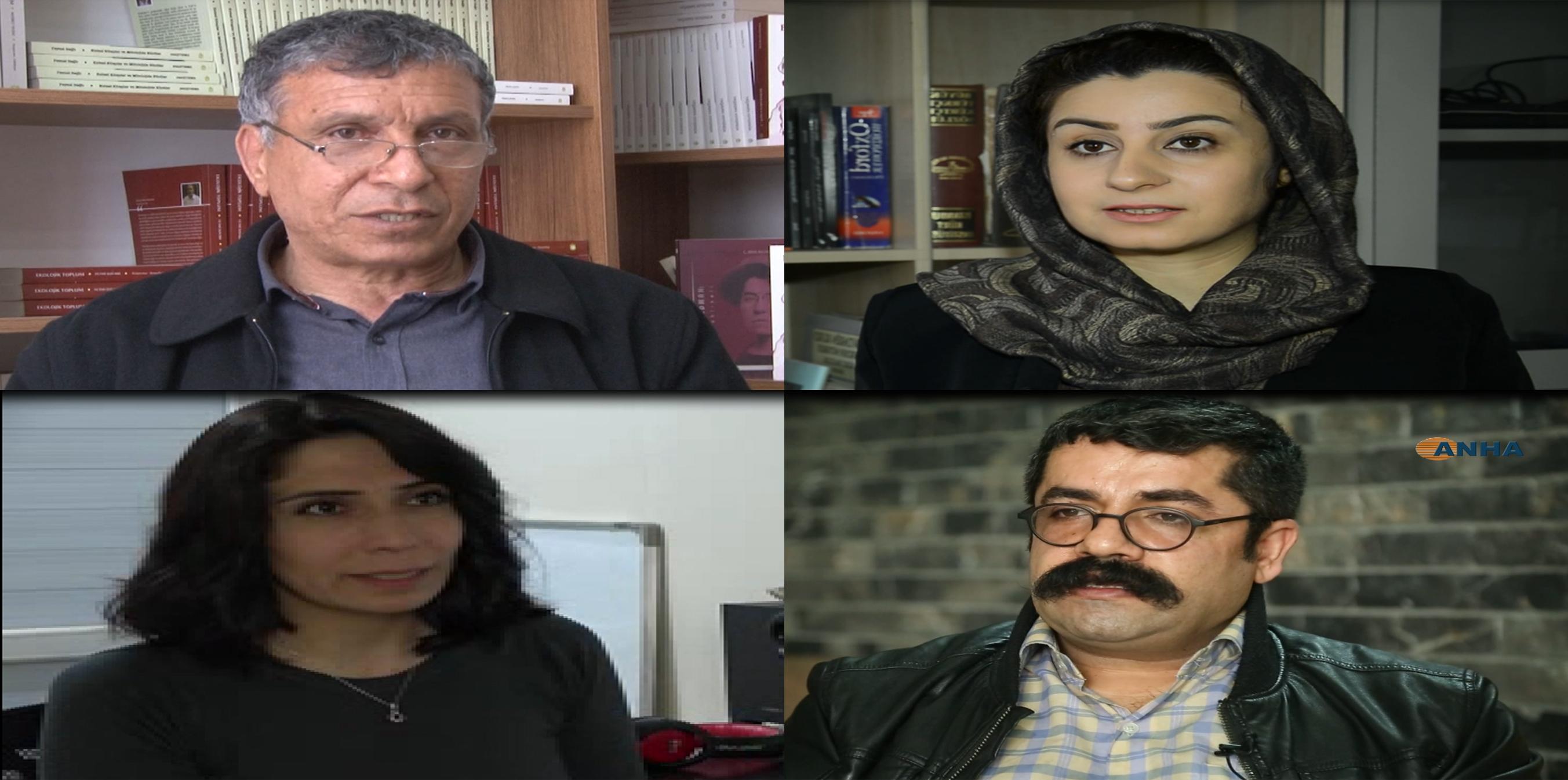 Li Kurdistanê rewşa rojnamegeriya Kurdî