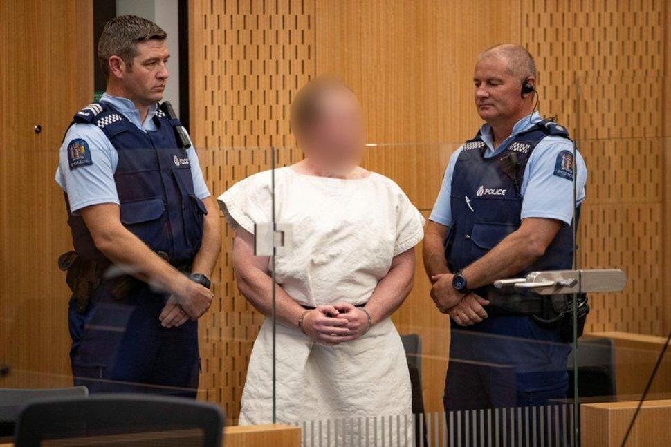 Kirdarê komkujiya Zelandaya Nû bi terorê hate tawanbarkirin