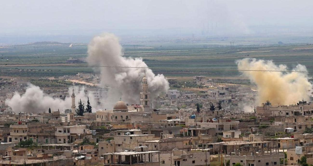 Bikaranîna çekên kîmyewî li Sûriyê ji nû ve derdikeve holê