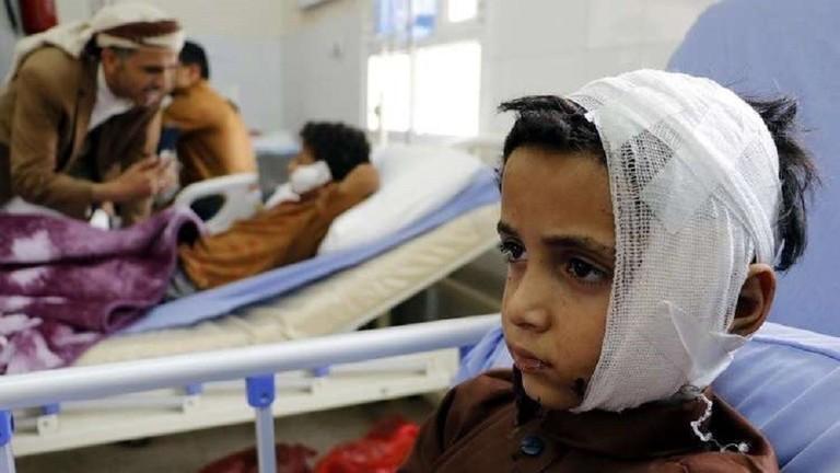UNICEF: Li Yemenê di 10 rojan de 27 zarokên kuştî û birîndar