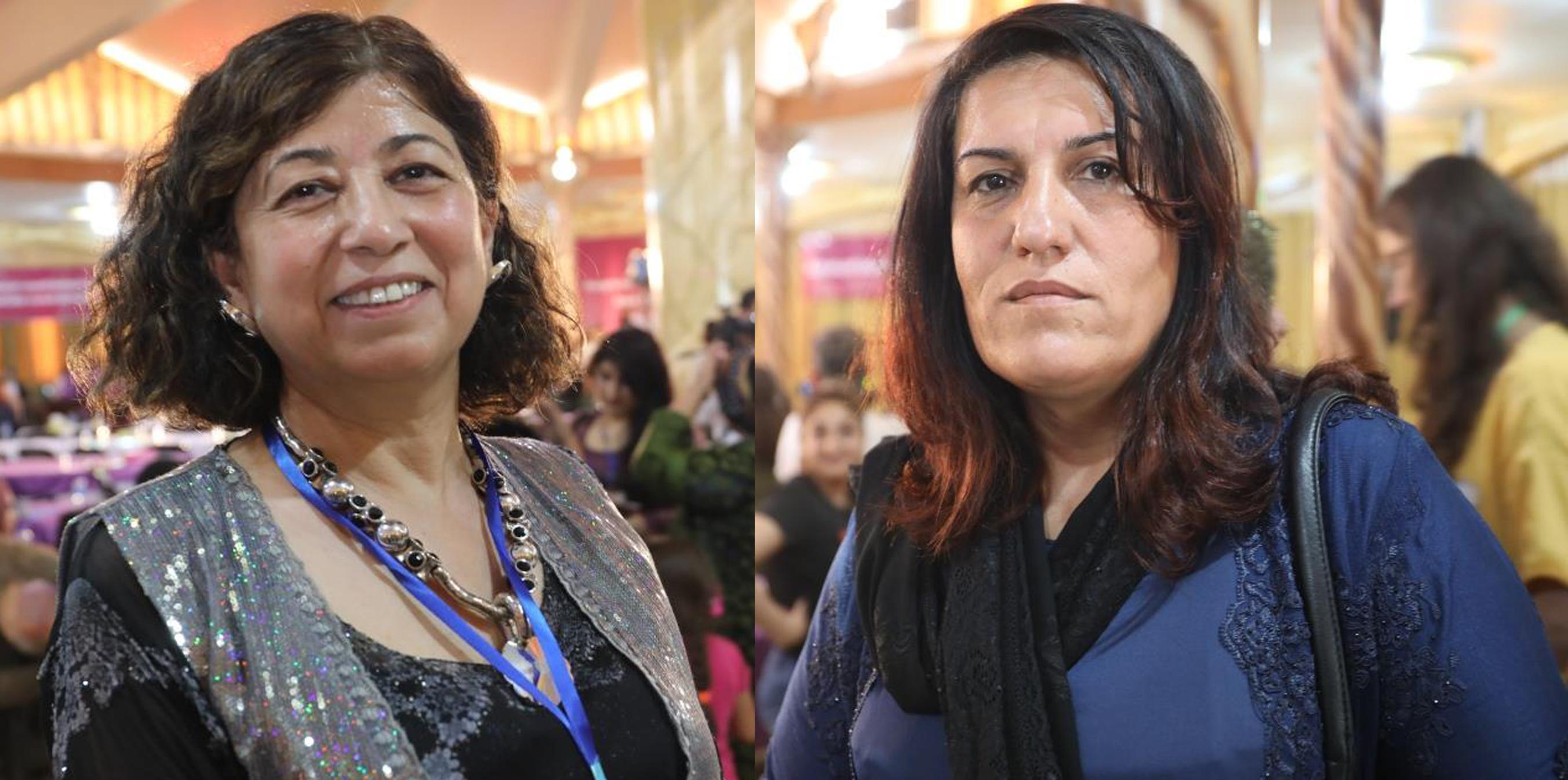 'Ev kongre ji bo yekitiya jinên li Başûrê Kurdistanê dibe mînak'