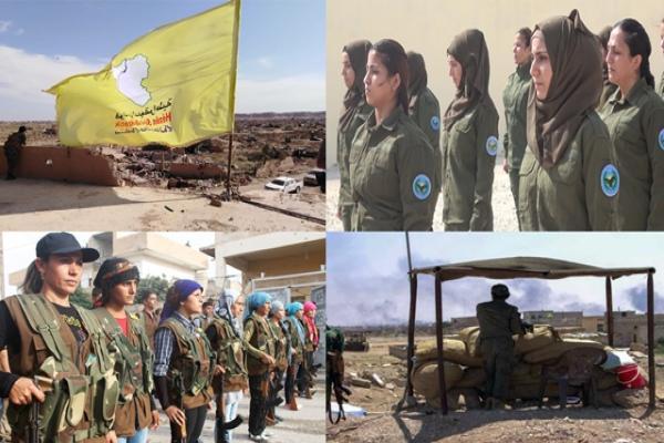Li Rojava hêza bingehîn a gelan xweparastin e-2