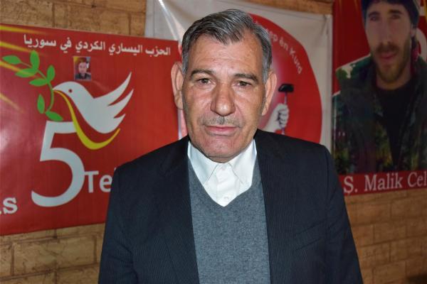 Hec Ferhan: Terorîst li naverasta Hewlêrê êrişî Rojava û nirxên Kurdan dike