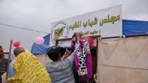 MSD'ê konek ji bo ciwanên kampa El-Erîşe vekir