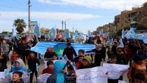Ciwanên Tebqayê li dijî dagirkeriya Tirkiyê serî hilda