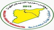 MSD'ê bi wesîleya salvegera 19'ê Tîrmehê banga yekitiyê li gelê Sûriyê kir