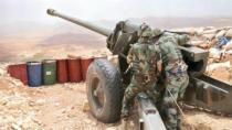 Rejîma Sûriyê nêzî 1 km nêzî rêya Şam-Helebê bûye